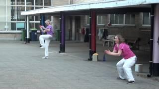 Zumba Gold - Warm up 3 - Collectif metisse - Z dance - Zumba à Liège