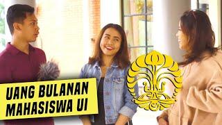 Biaya Hidup Di Ui Mahal? Nanyain Uang Bulanan Anak Universitas Indonesia
