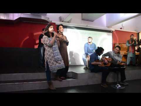 Song Performance at Länderabend Pakistan (Saarland University)
