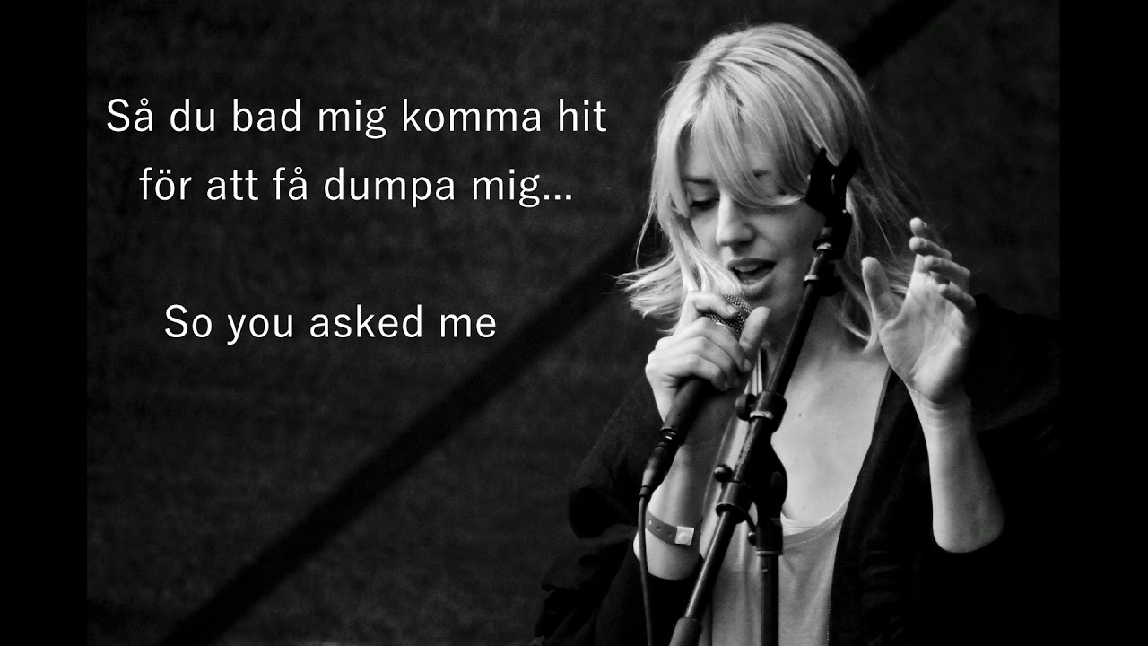 Download Veronica Maggio-Dumpa mig (English subtitles)