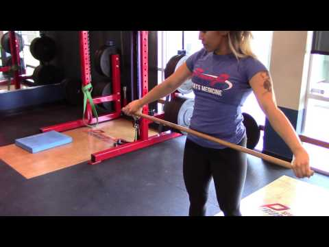 Shoulder Pass Throughs - Huntington Beach Sports Chiropractor Doctor