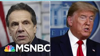 New York becomes the epicenter of the coronavirus crisis in the United States | Deadline | MSNBC