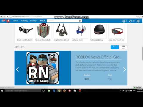 Roblox how to use models *works* 2017