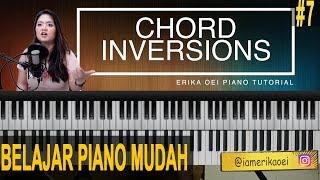 BELAJAR CHORD INVERSIONS PADA PIANO | DASAR DASAR PIANO 7 MP3
