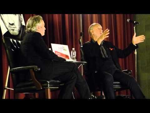 Pete Townshend book launch - Philly 10-10-12 - Part 1