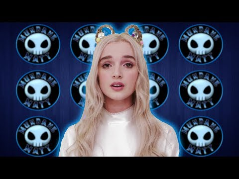 Poppy sued for Copyright Infringement