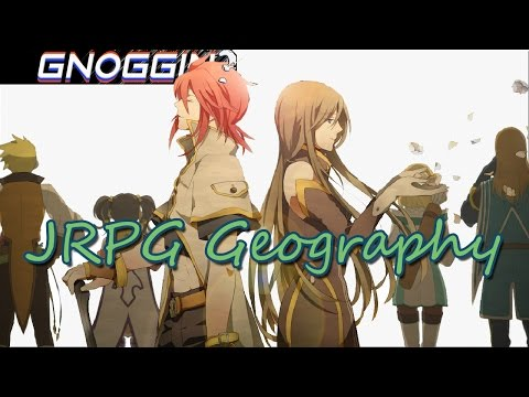 The Problem With JRPG Geography | Gnoggin