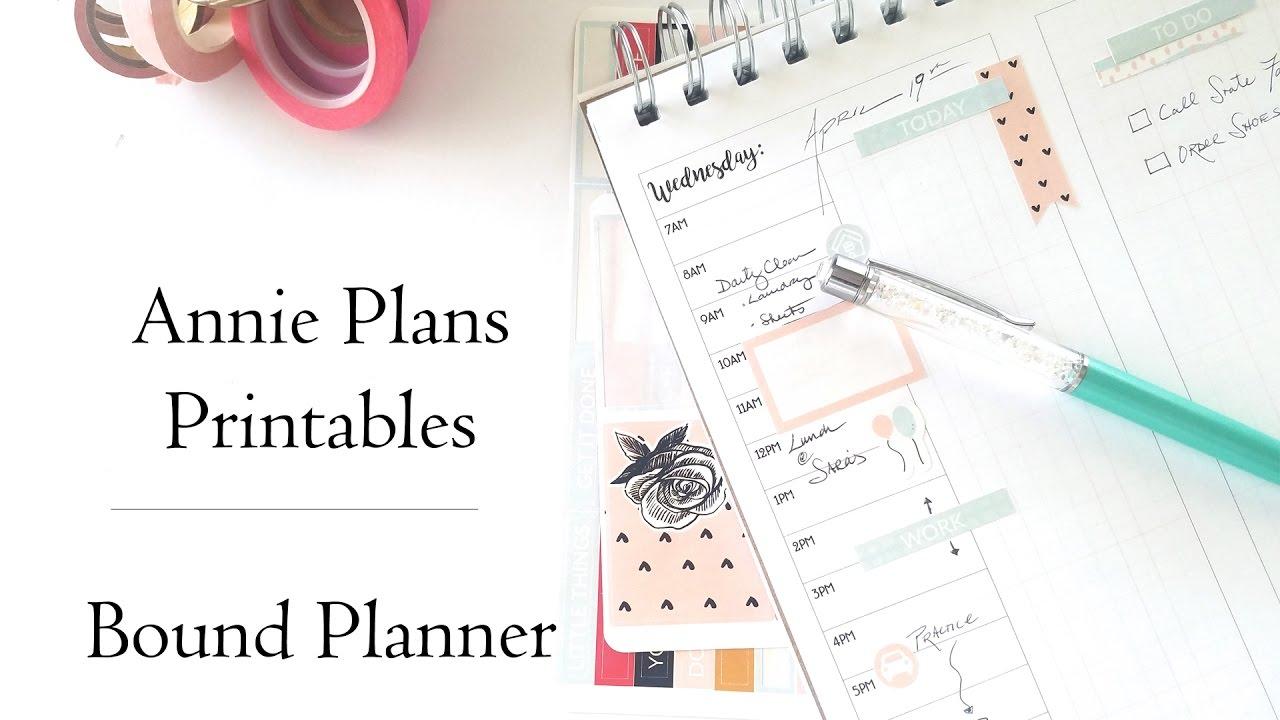 graphic regarding Annie Plans Printables named Annie Ideas Printables Sure Desktop Planner