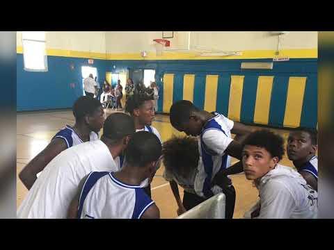 Redland middle school vs homestead middle school basketball