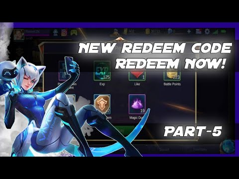Redeem code for mobile legends | Legit 101% | part-5 - YouTube