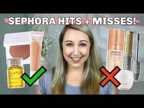 SEPHORA HITS & MISSES *September 2019* thumbnail