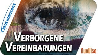 Verborgene Vereinbarungen - Andreas Beutel und Götz Wittneben