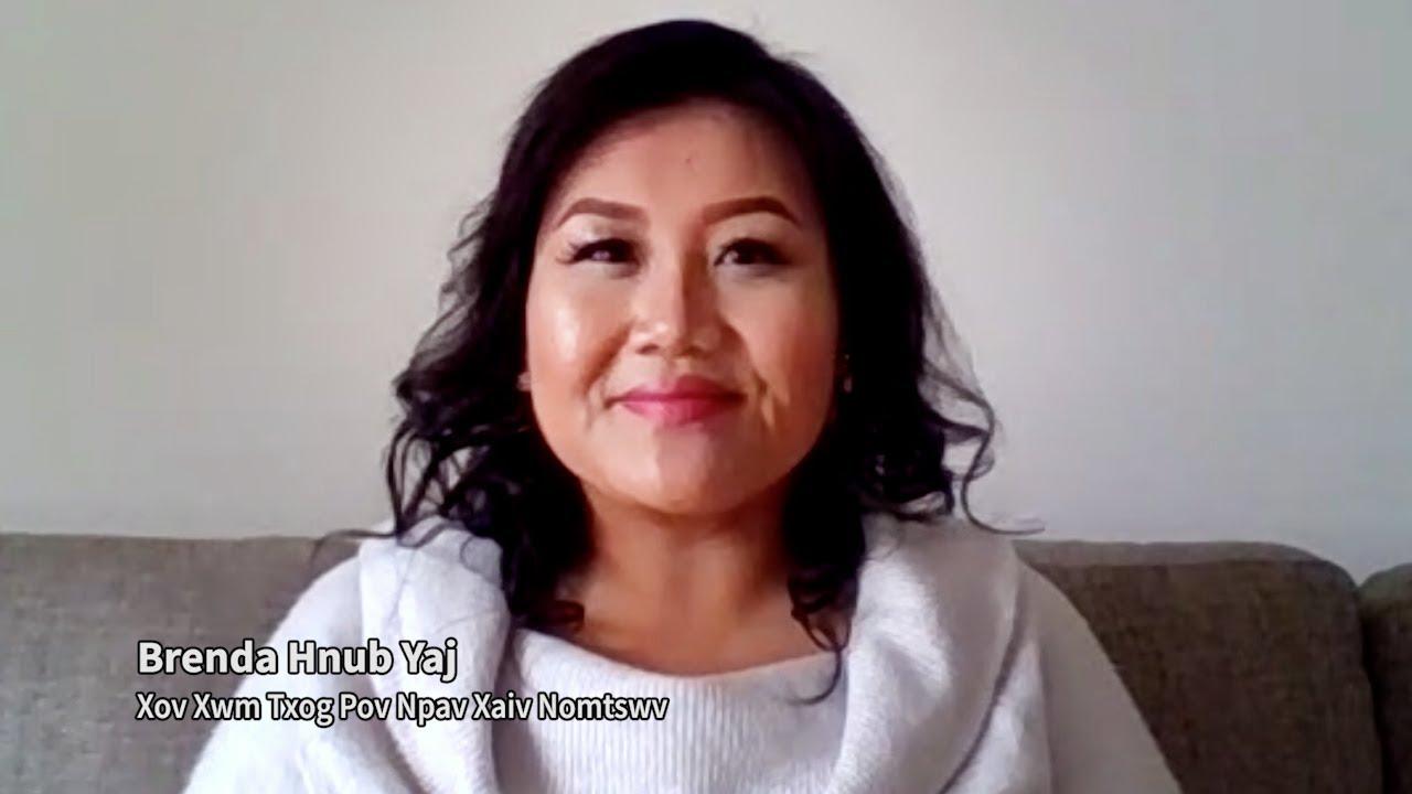 Xov Xwm Txog Pov Npav Xaiv Nomtswv (Voting Information), Brenda Hnub Yaj