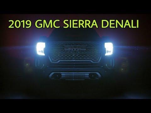 2019 GMC Sierra Denali 1500. What do you think?