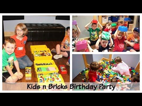 Kids n bircks  - In-Home LEGO Birthday Party Entertainment in Toronto