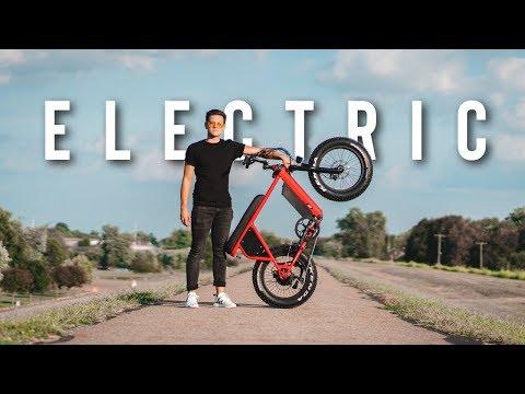 Juiced CampScrambler - BEST ELECTRIC BIKE (2019)