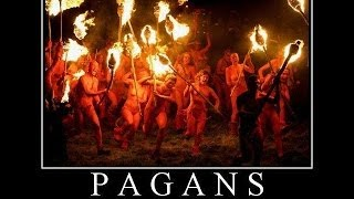 Holiday are Evil (Christmas, Thanksgiving, Easter, Halloween etc.) Happy Pagan Holidays