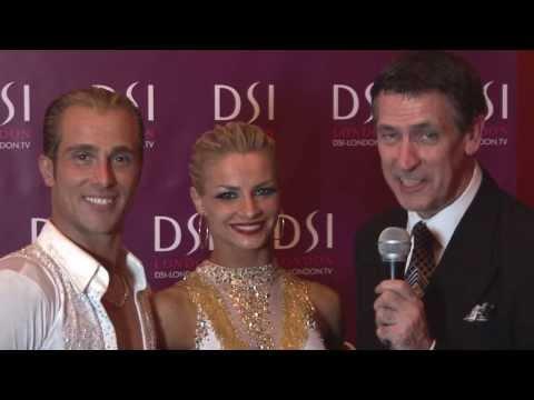 Riccardo & Yulia Interview 2012