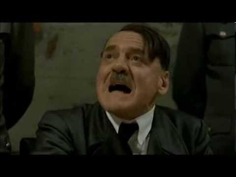 Hitler reacts to Kiefer Sutherland replacing David Hayter as Snake