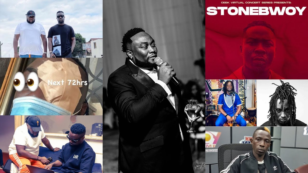 Details: Stonebwoy And Angelo's Brouhaha + Epixode And Jupitar's Lyrical Beef + More