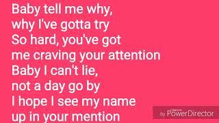 All I Want STAR Lyrics