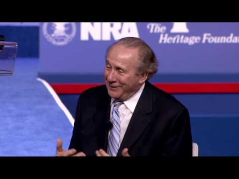 Michael Reagan Speaks at CPAC