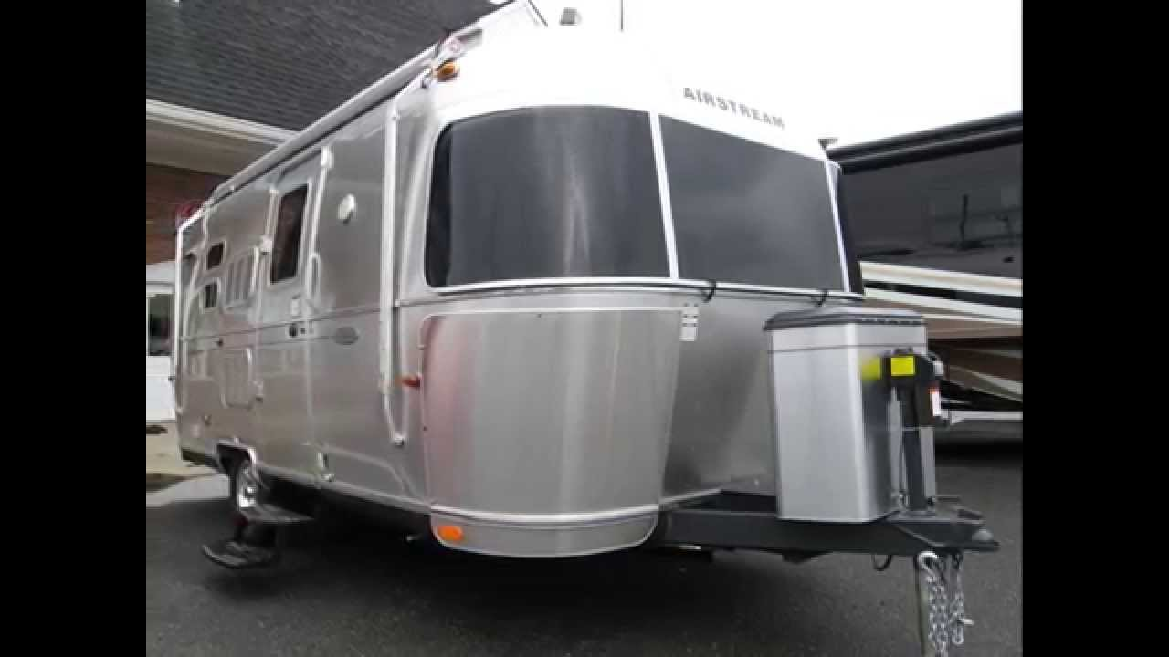 Airstream Trailer For Sale >> 2014 Airstream Flying Cloud 20C Bambi Small Camping Trailer Compact SUV Towing Trucks - YouTube