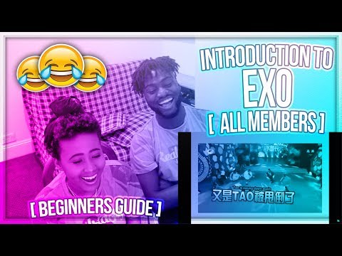 INTRODUCTION TO EXO (ALL MEMBERS) - BEGINNER'S GUIDE | A HELPFUL GUIDE LOL | REACTION!