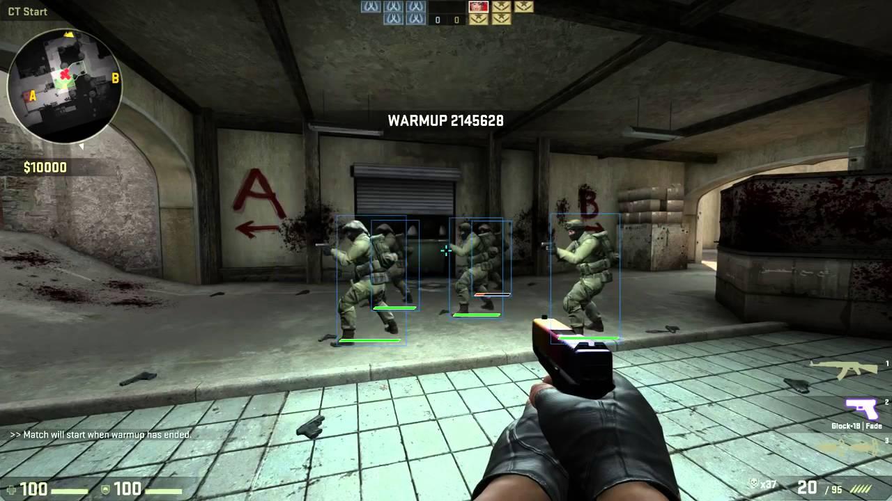 console command cs go aimbot