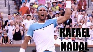 Rafael Nadal - UNSTOPPABLE [HD]