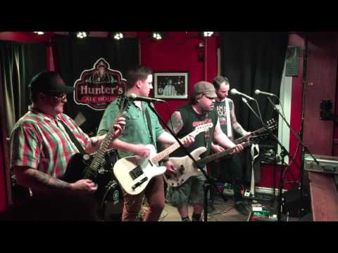 "The Royal North ""RADIO"" at Hunter's Ale House - Music PEI - May Run Music Festival 5/22/2016"