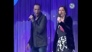 Смотреть клип Nina Badric Ft. Enis Beslagic - Neopisivo