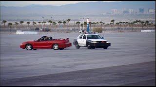 君は逃げ切れるか!?警察とのカーチェイスが楽しめるアクティビティがラスベガスにオープン(アメリカ)
