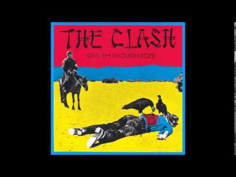 THE CLASH - DRUG-STABBING TIME