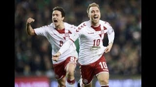 Entertainment News 247 - エリクセン圧巻のハット! デンマークがアイルランド下しW杯出場決定