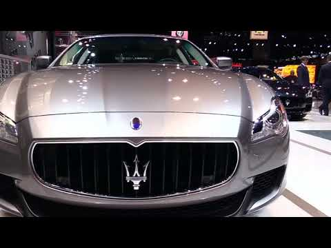 2018 Maserati Quattroporte S Q4 Limited Design Special Limited First Impression Lookaround Review