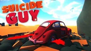 Suicide Guy [06] [Mit dem Käfer in die Schrottpresse... war eh schon alt] Deutsch German thumbnail