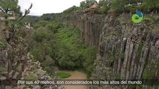 Comarca Minera, geoparque mexicano