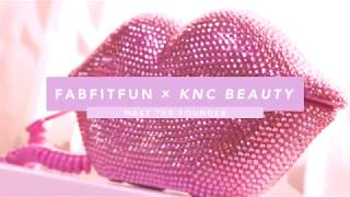 Kiss and Tell with KNC Beauty