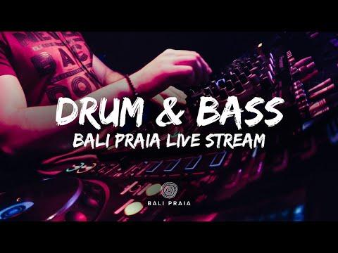 """Bali Praia Live Stream """"Jungle & Bass event"""" Ft. Djs : Elv, Bolsq, Jerry"""