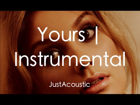 Yours - Ella Henderson (Acoustic Instrumental)