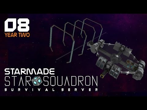 "STARMADE: StarSquad - S2E08 - ""Shipyard Required."""