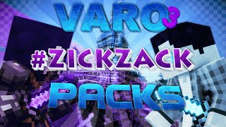 VARO 3 #Zickzack PACKS