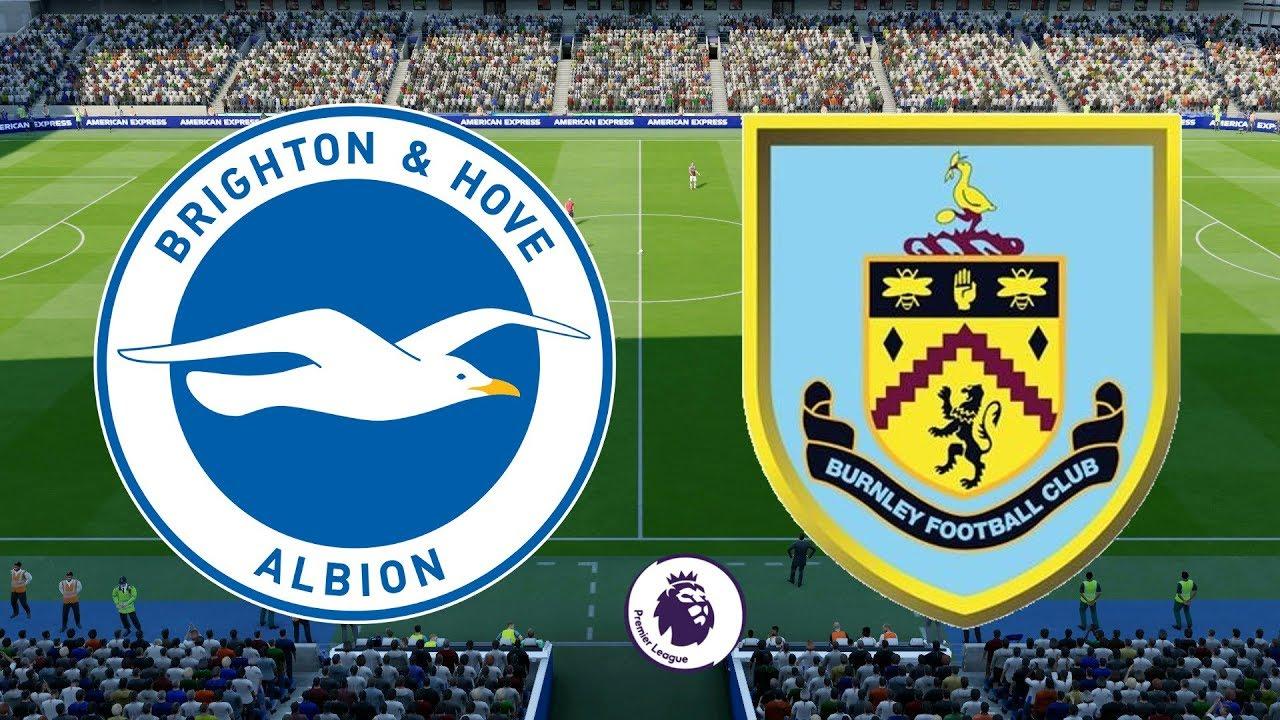 Premier League 2019/20 - Brighton Vs Burnley - 14/09/19 - FIFA 19 ...