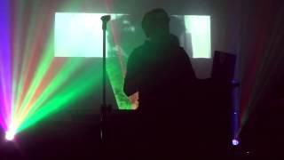 D.E.Life -  Forgotten Tears (Cover Hocico) - La Mezcalli, México D.F. 25.04.15