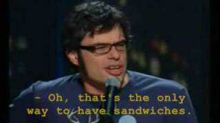 Flight of the Conchords - Jenny  - subtitles