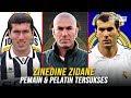 Mengapa Zidane Pria Dibalik Mahkota Real Madrid ?