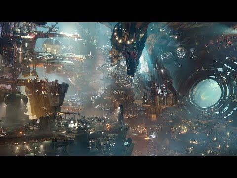 Guardians of the Galaxy Knowhere | VFX Making Of | Framestore