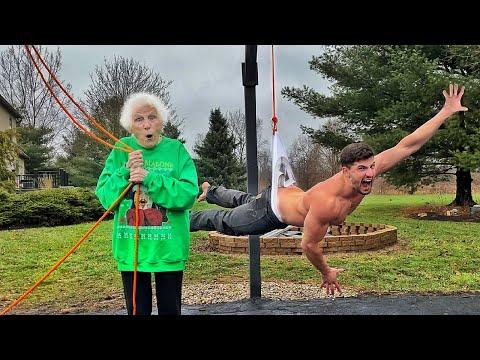 Grandma's Home Alone Self Defense Part 2   Ross Smith