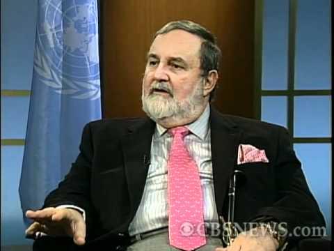 Pakistan's U.N. Ambassador Abdullah Hussein Haroon  -  Don't scapegoat us